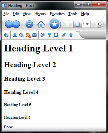 Community of Learners-Living to Learn-Tutorial Komputer-Computer Tutorial-HTML-Heading