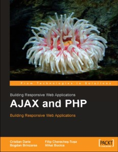 Kover eBook - AJAX and PHP – Building Responsive Web Application