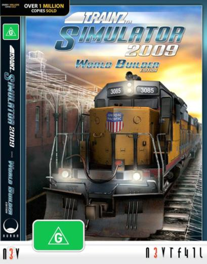 Download Game Trainz Simulator 2009-Sobat Kreatif