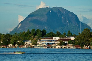 My Hometown Sintang (Description Example)