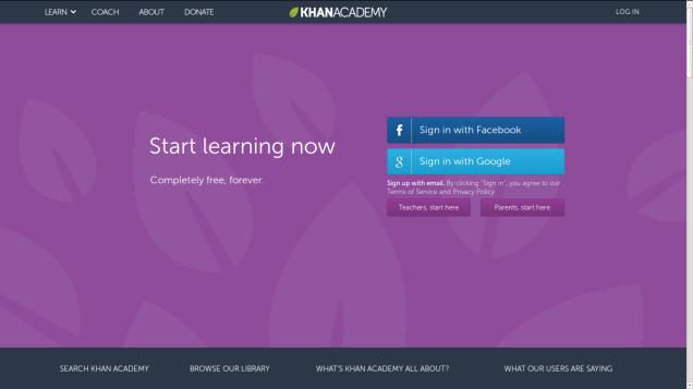 khan-academy-homepage-sumber-media-video-belajar-gratis-lengkap-sobat-kreatif-indonesia